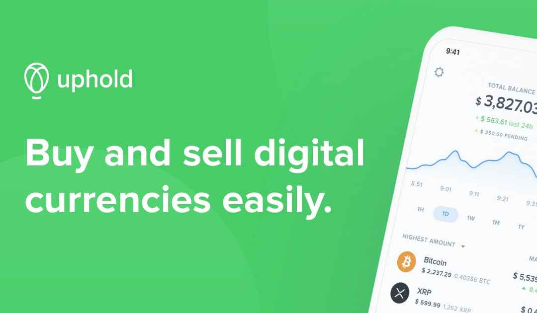 How to Buy Cryptocurrency on Uphold.