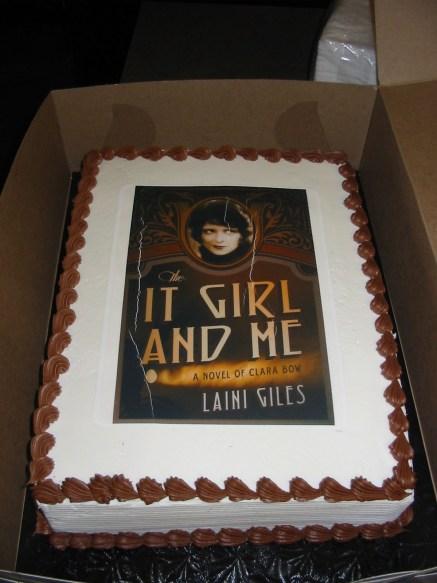 alt=Laini Giles event cake