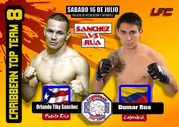 Poster Orlando Tiky Sanchez