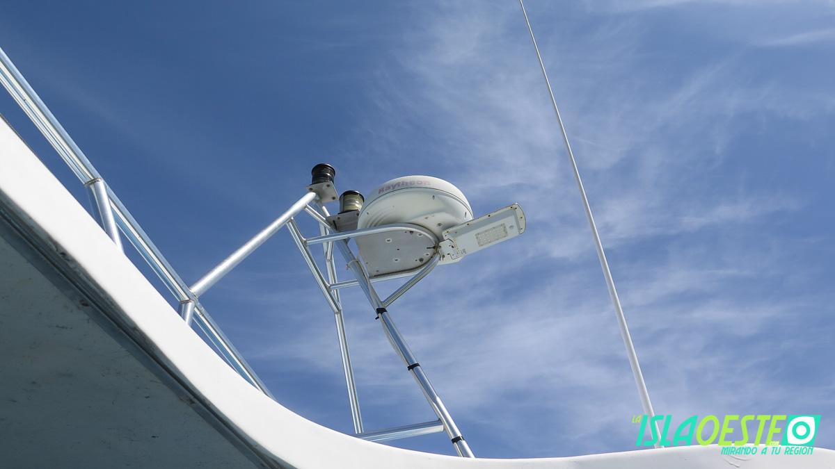 bote radar 8121
