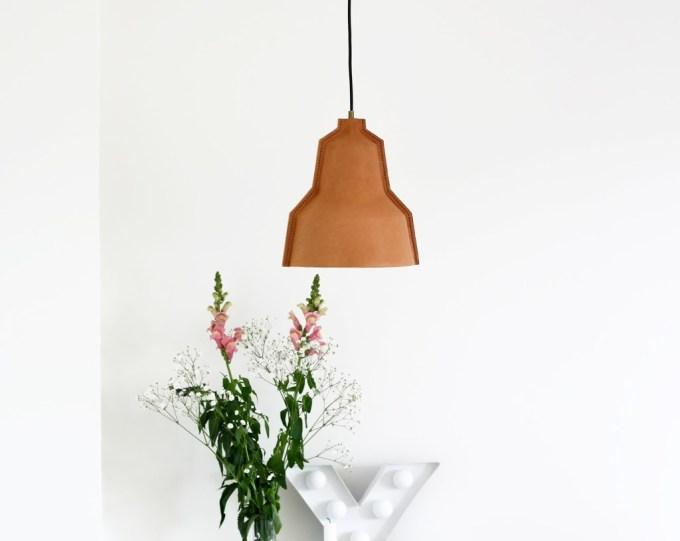 Leren lamp - Setting 9