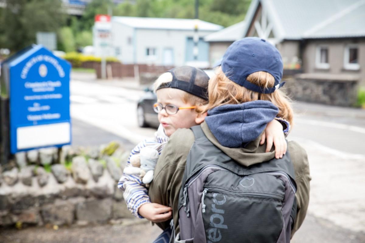 Voyage \ L'Ecosse #4 - un roadtrip en famille