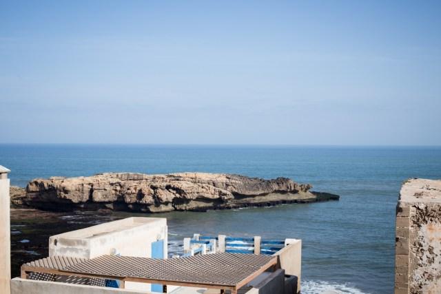 Essaouira maison vue sur mer