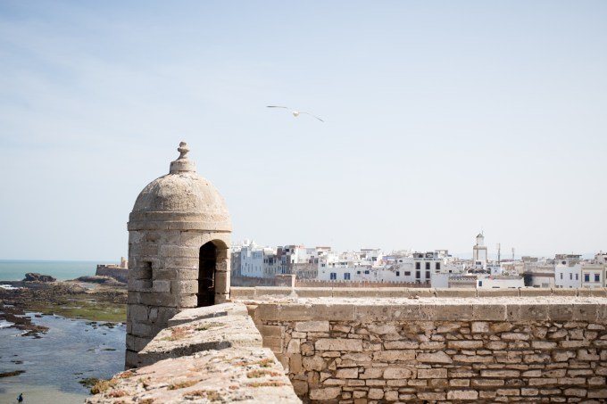 Essaouira - Sqala du port 2