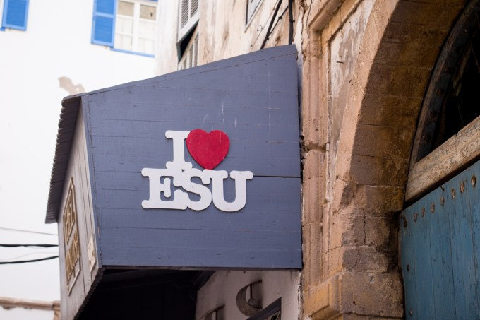 Essaouira - i love ESU