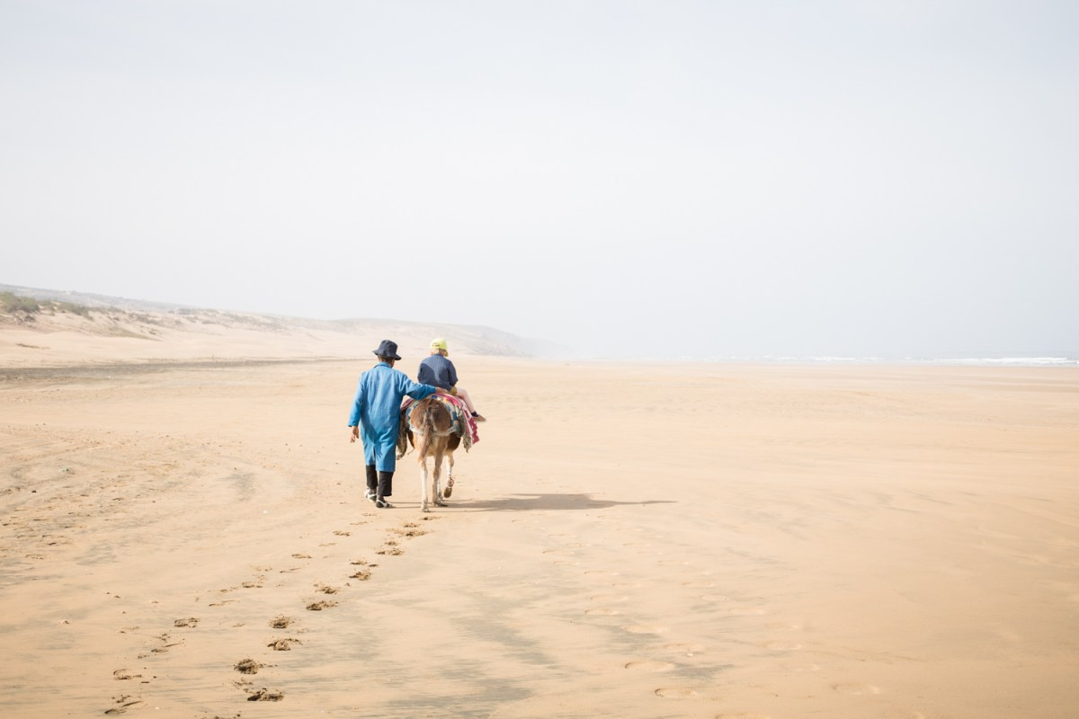 Voyage \ Essaouira (#3) - là où les enfants sont à tout le monde