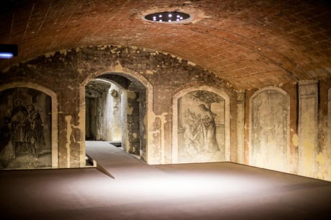 Boulogne - crypte