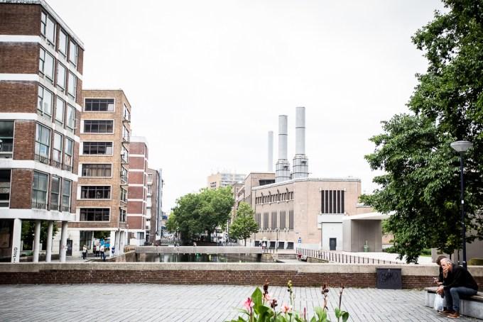 Rotterdam - center