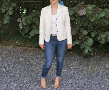 Blazer Burda - Laissons Lucie Faire