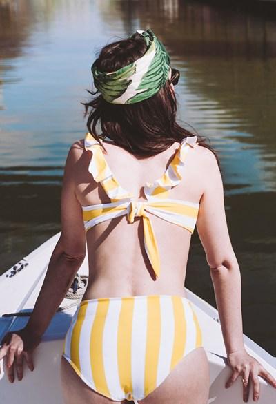 Bikini Ursula - défi Je couds ma garde-robe capsule en 2017