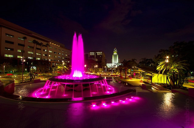 22 Places To Party On New Year s Eve In Los Angeles  LAist Grand Park  Photo by Shabdro Photo via the LAist Featured Photos pool on  Flickr   Grand Park s New Year s