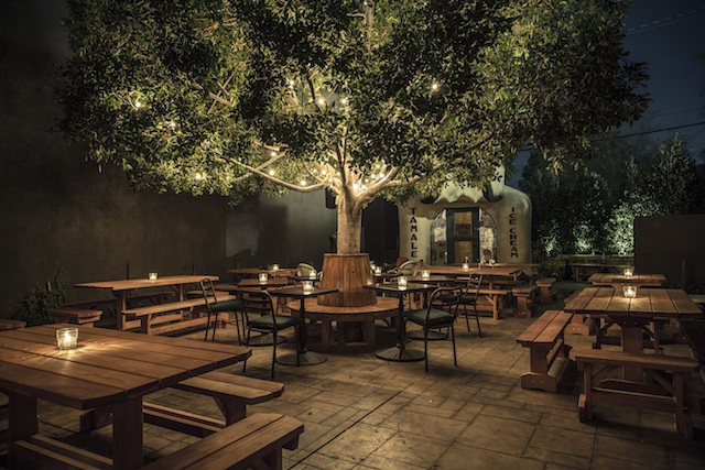 The 18 Best Bars For Outdoor Drinking In Los Angeles : LAist