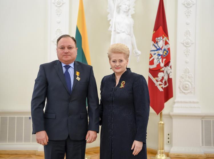 G. Kryževičius užblokavo bandymą išvaikyti Seimo gaują