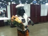 Or maybe Chef Vader's roast Gungan?
