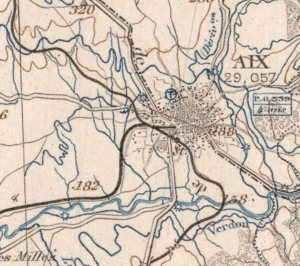 Encagnane en 1889
