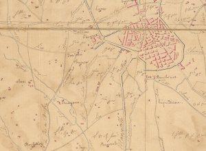 Encagnane en 1830