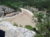 Le Barrage ZOLA près d'Aix