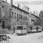 Aix en tramway