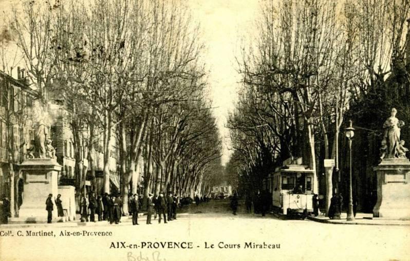 Bibliothèque Méjanes - PHO. CPA. AIX. 0022