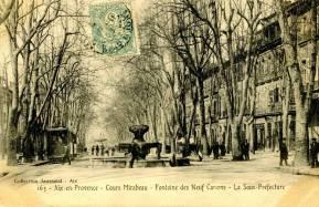 Bibliothèque Méjanes - PHO. CPA. AIX. 0017
