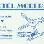 Un hôtel trop moderne