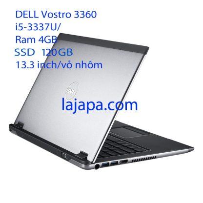 DELL Vostro 3360 i5-3337U-Ram 4GB- hdd 320-13