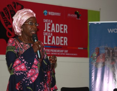 i'm jeader, evelyne tall, femme influente, femmes sénégalaises, african women in business, economy, économie
