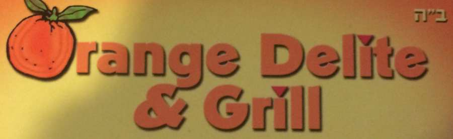 Orange Delight & Grill