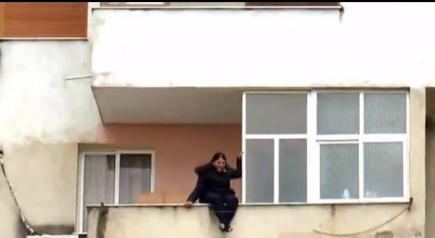 Panik në Tiranë