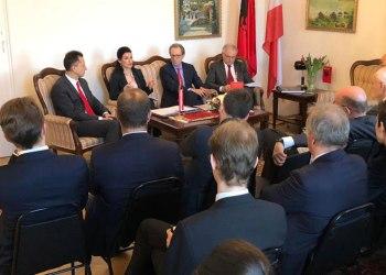 Përfundon takimi mes Ramës e zv/ndihmës sekretarit amerikan në Tiranë