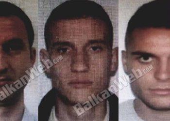 Grabitja në Rinas/ Zbulohen fotot e tre prej të arrestuarve