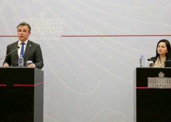 Zv.ministrja Voda me ministrin e Holandës: Do parandalojmë emigracionin e paligjshëm