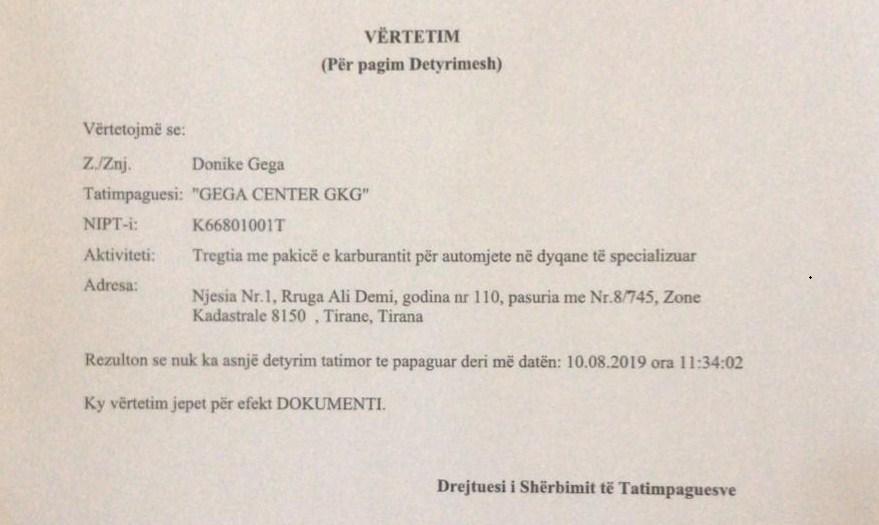 Thellohet skandali në prokurorinë e Pogradecit