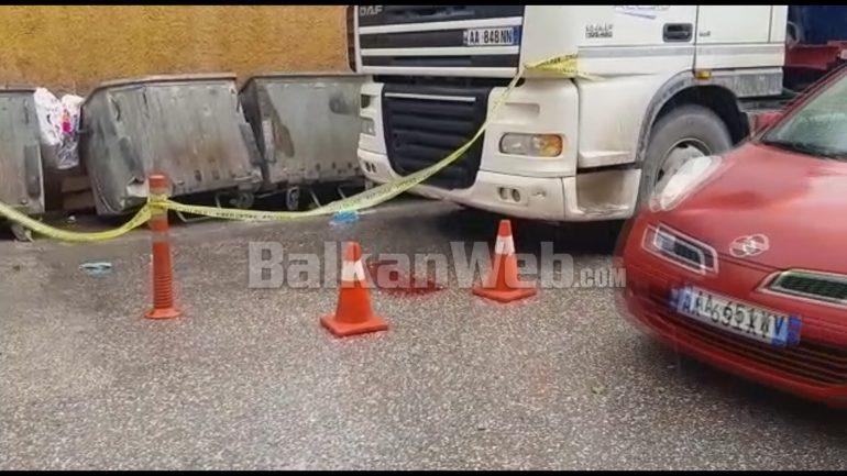 VIDEO/ Aksident në Vlorë