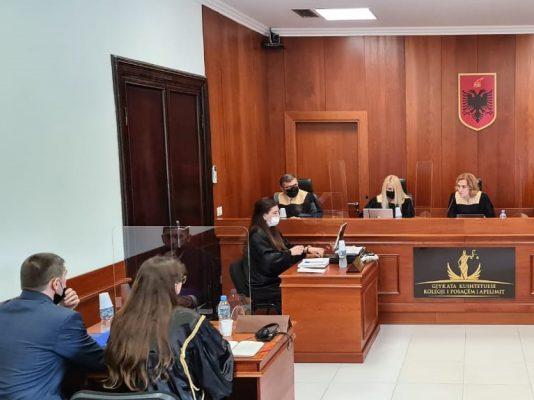 'I fyer nga Jacobs'/ Ish-kreu i Prokurorisë së Krimeve të Rënda