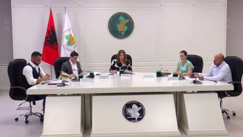 Komisioni Rregullator miraton rezultatin e zgjedhjeve të 25 prillit