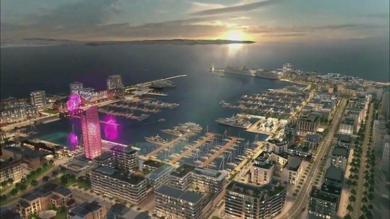 VIDEO/ Rama publikon projektin e përfunduar të Portit të Durrësit: Do të jetë një prej më të mëdhenjve e më të bukurve në Mesdhe