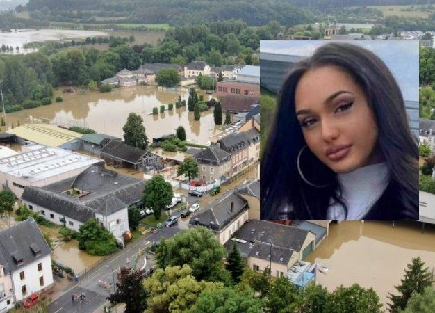 Viktima e tretë shqiptare/ Një vajzë nga Kaçaniku humbi jetën në Gjermani nga përmbytjet