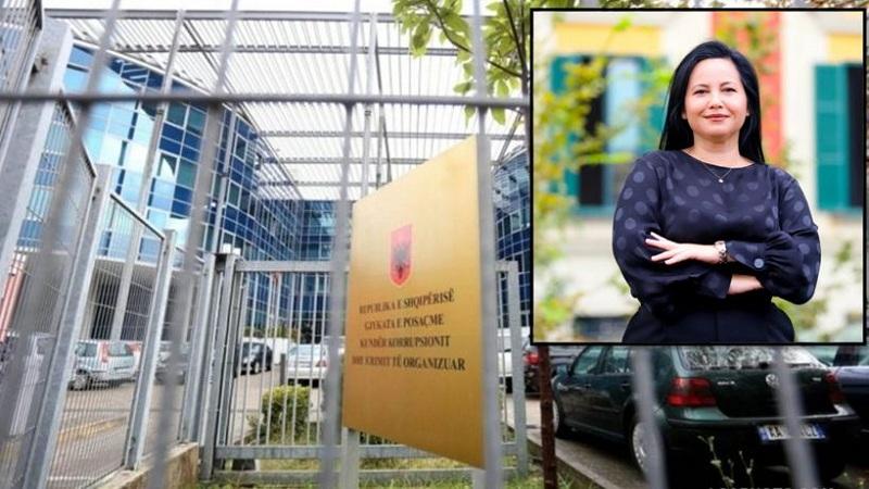"""""""Arrest në shtëpi"""" për ish zv.ministren e Brendshme Rovena Voda. Mori ryshfet për punësimin e një personi në shtet"""
