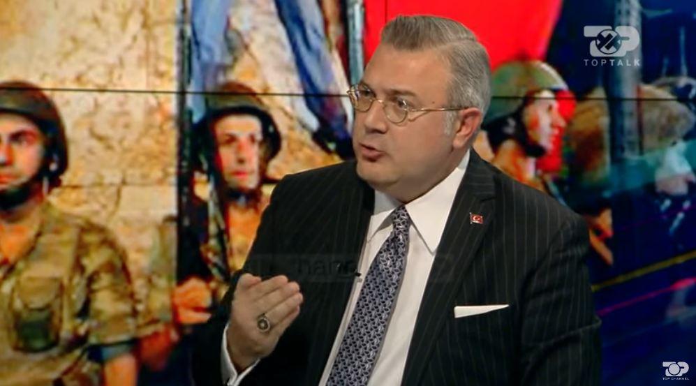 5 vjet nga Grushti i Shtetit në Turqi. Rrëfimi i Ambasadorit të Turqisë z. Murat Ahmet Youruk për Top Talk