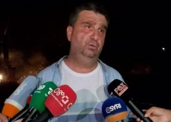 """""""Po punohet thuajse 24 orë""""/ Subashi flet për landfillin e Fierit dhe komentin e Koçit: S'e kishte me mua"""