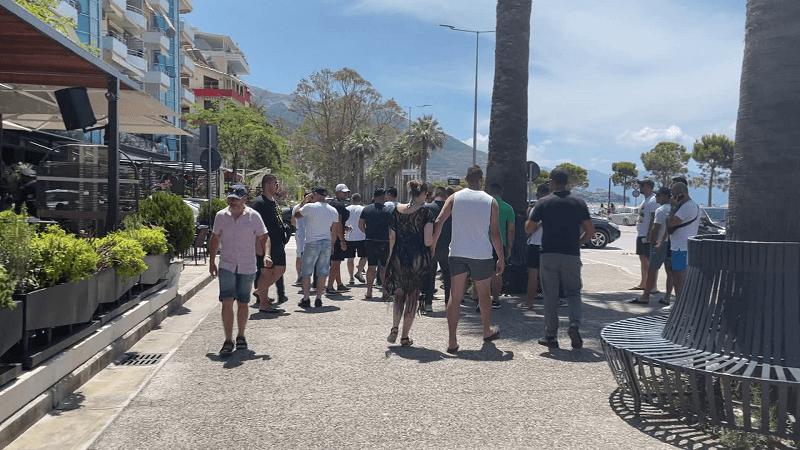 Bizneset në Vlorë: Na largoni policinë/ Kërkojnë të qëndrojnë hapur deri në orën 02:00