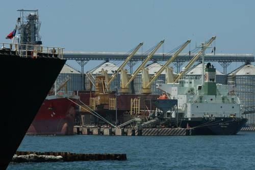 En el Puerto de Veracruz, en imagen de archivo. Foto: Cristina Rodríguez