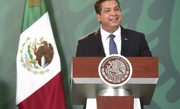 El gobernador de Tamaulipas, Francisco García Cabeza de Vaca en imagen de archivo. Foto Cuartoscuro