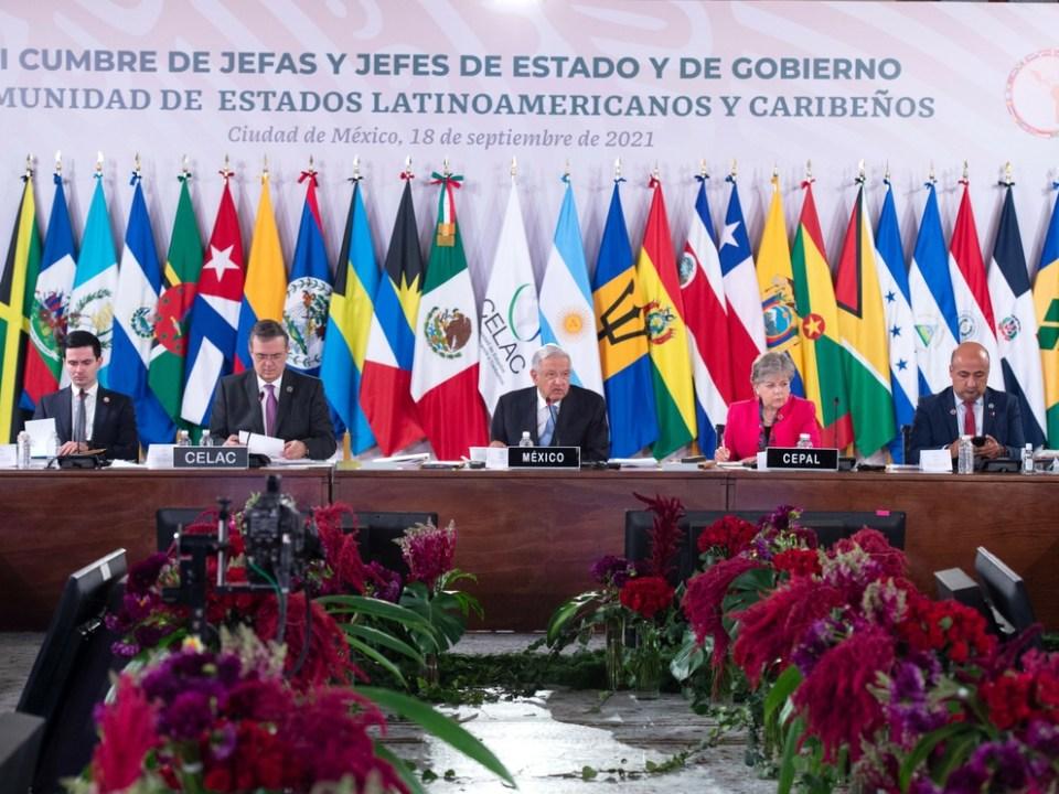 Con declaración conjunta contra bloqueo a Cuba, concluye cumbre Celac – La  Jornada de San Luis