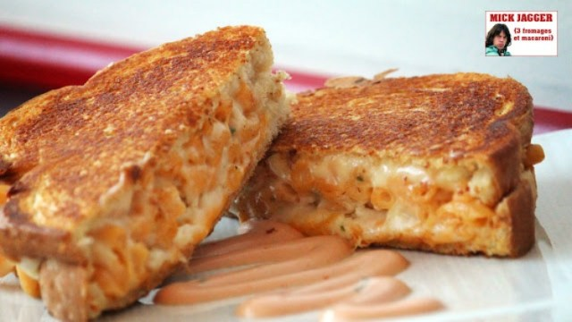sandwicherie Mama Grilled cheese