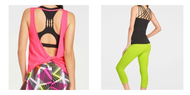 Mode sportive - Fabletics