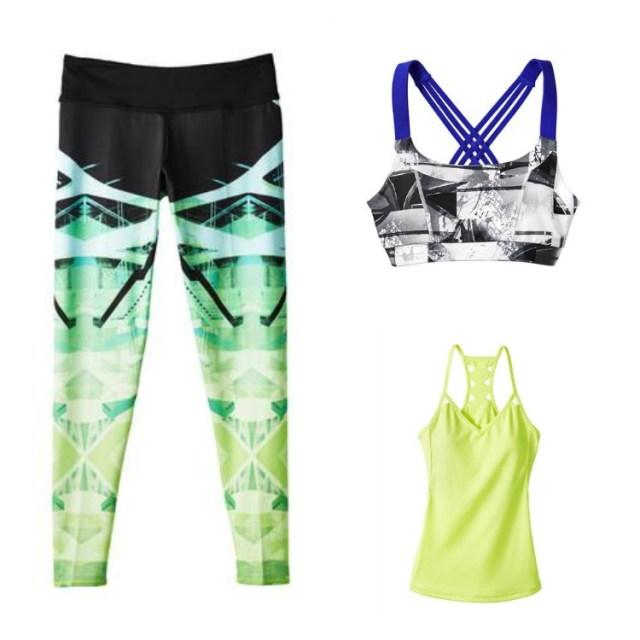 Mode sportive- Marshalls