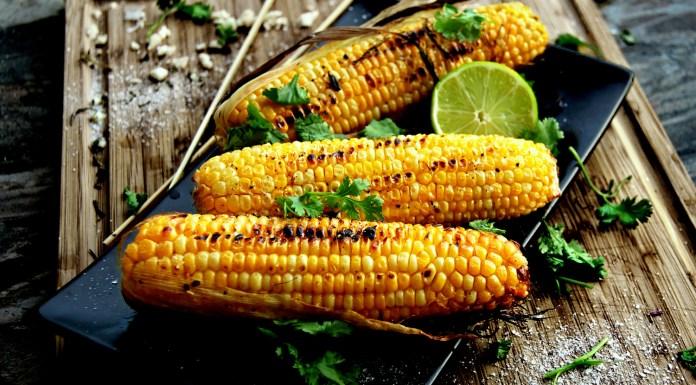 blé d'inde-maïs-manger