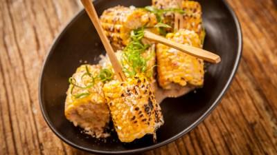 blé thai-blé d'inde-maïs-manger
